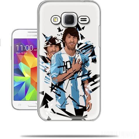 Casing Samsung Galaxy 1 Lionel Messi Custom Hardcase football legends lionel messi argentina samsung galaxy prime wallet