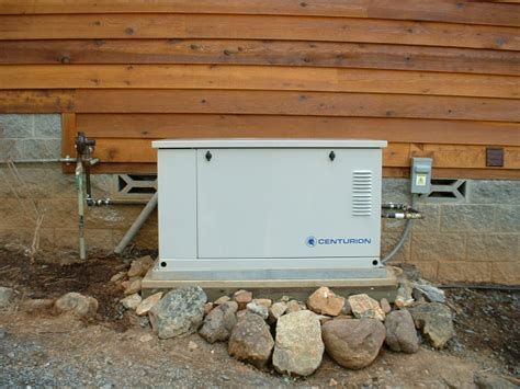 medford emergency backup home generator install