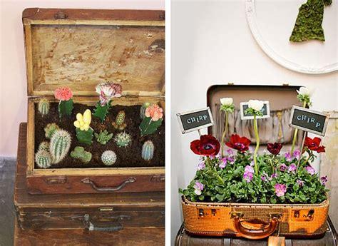 ladari fai da te riciclo 20 idee fai da te con il riciclo delle valigie vintage