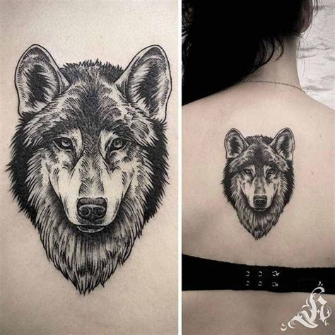 wolf face tattoo designs 396 best images about animals on