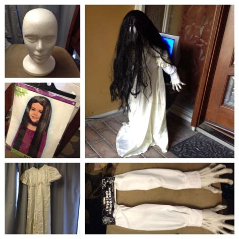 how to make scary decorations best 25 creepy props ideas on