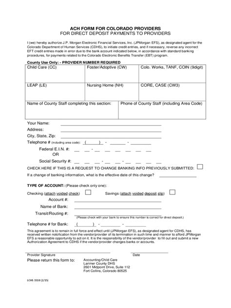Direct Deposit Form 63 Free Templates In Pdf Word Excel Download Ach Form Template