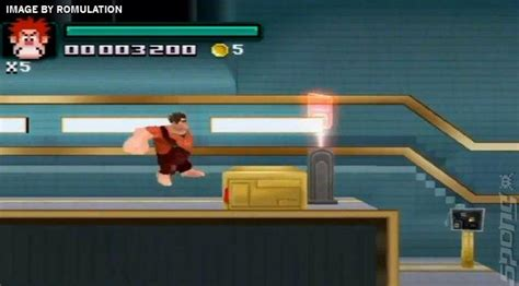 Wreck It Ralph Nintendo Ds wreck it ralph usa nintendo wii iso romulation