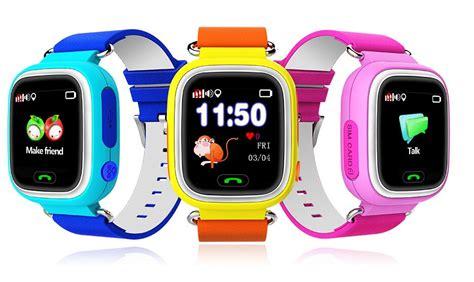 Zegarek z lokalizatorem GPS dla dziecka   CALMEAN Child Watch Touch