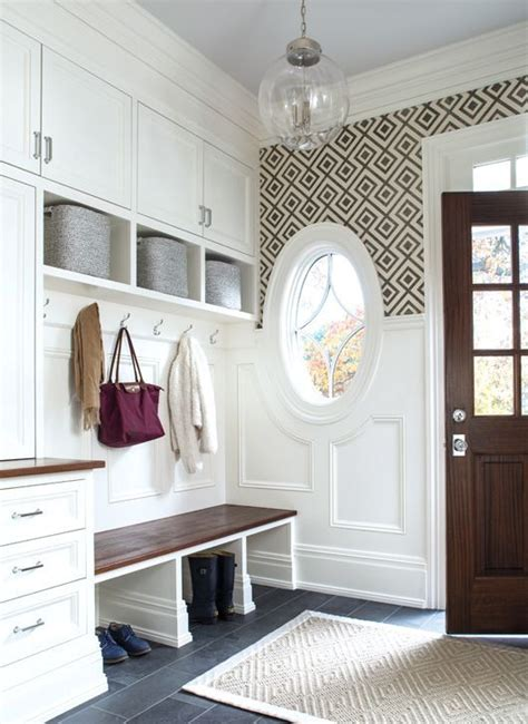 Foyer Storage Cabinet 32 Small Mudroom And Entryway Storage Ideas Shelterness
