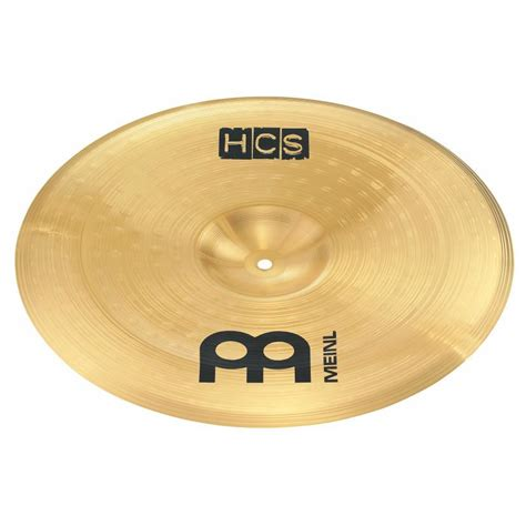 Meinl Hcs 18 Inch China Cymbal Hcs18ch meinl 18 inch hcs china cymbal chicago exchange