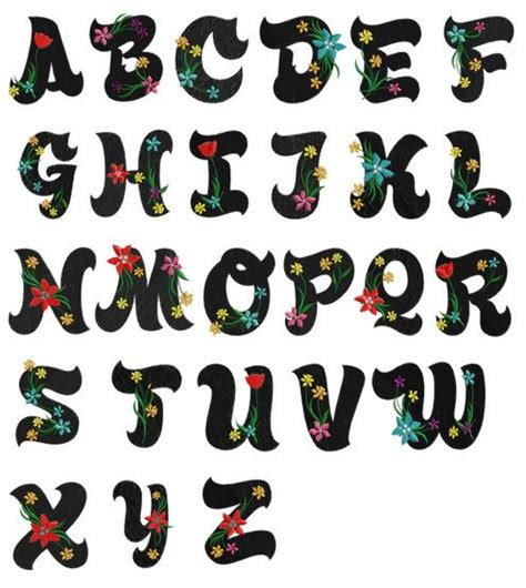 printable hawaiian letters letters graffiti alphabet letters a z hawaii graffiti