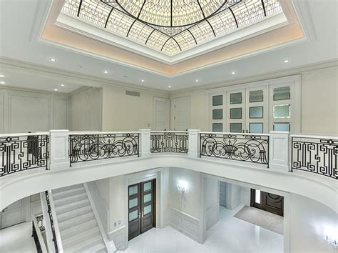 million newly built french inspired mansion