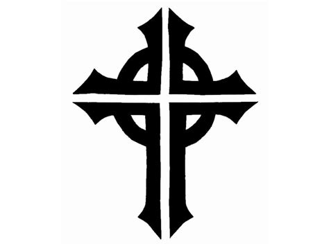 white cross tattoos black and white cross tattoos pictures to pin on