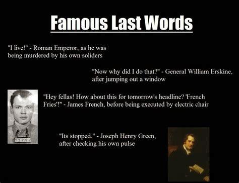 Last Word world of mysteries last words 4 pics