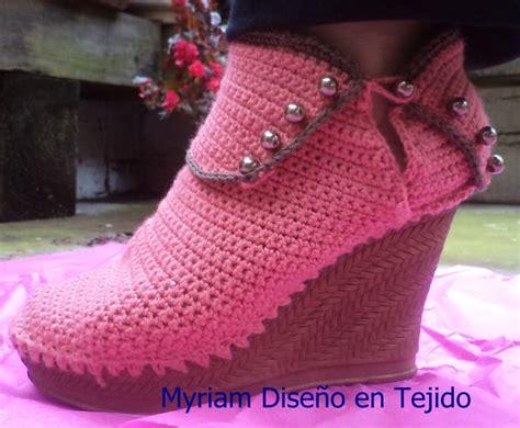 zapatos de varon tejidos al crochet 17 best images about zapatos tejidos al crochet on