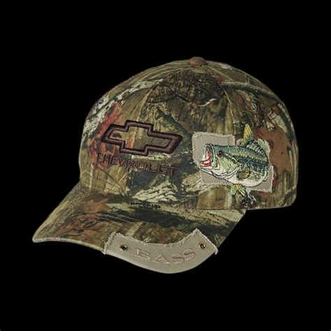 bass chevrolet hossrods chevrolet bass hat by mossy oak rod