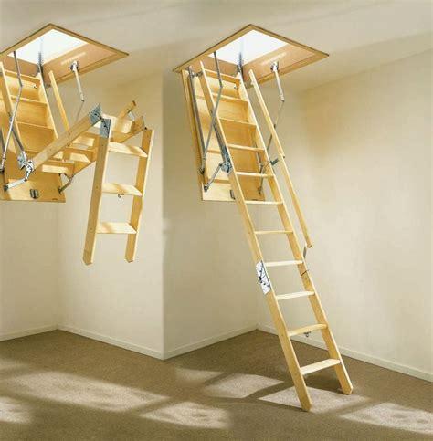 Garage Attic Ladders by 17 Best Ideas About Attic Ladder On Garage