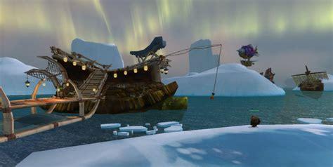 boat to borean tundra world of warcraft