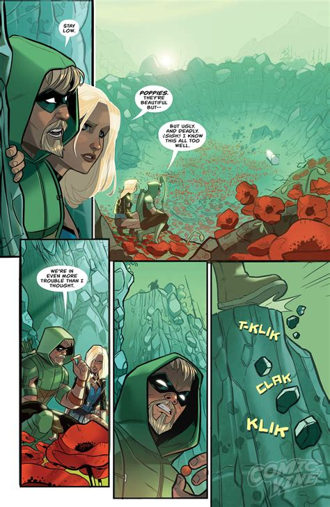 Green Arrow 9 exclusive preview green arrow 9 comic vine