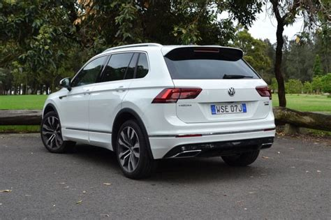 Finish Line Upholstery Volkswagen Tiguan 162tsi R Line 2017 Review Carsguide