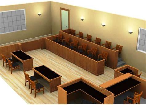 Courtroom Furniture by Judges Desk Courtroom Bench