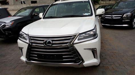Brand New Lexus by Brand New Lexus Lx570 2016 Just 47m Autos Nigeria