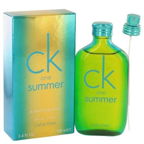 Parfum Original Calvin Klein Ck One Edition 100 Original buy ck one summer by calvin klein basenotes net