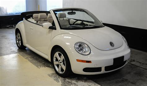 volkswagen beetle white convertible volkswagen vehicles specialty sales classics