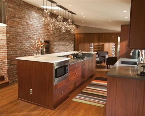 houzz modern kitchen cabinets midcentury modern kitchen houzz