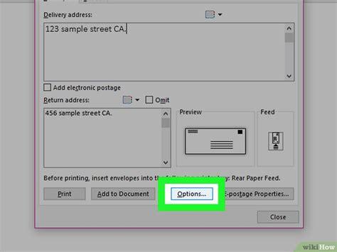Membuat Label Kemasan cara membuat label dengan microsoft word wikihow