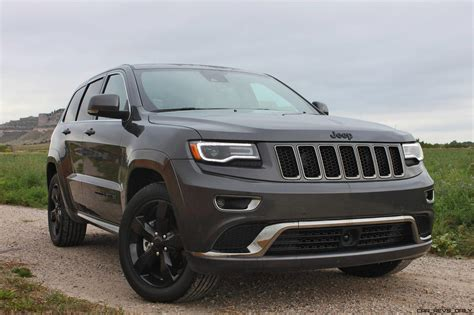 overland jeep grand 2016 jeep grand overland ecodiesel review by