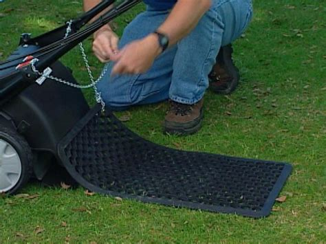 lawn pattern roller how to mow designs into a lawn how tos diy