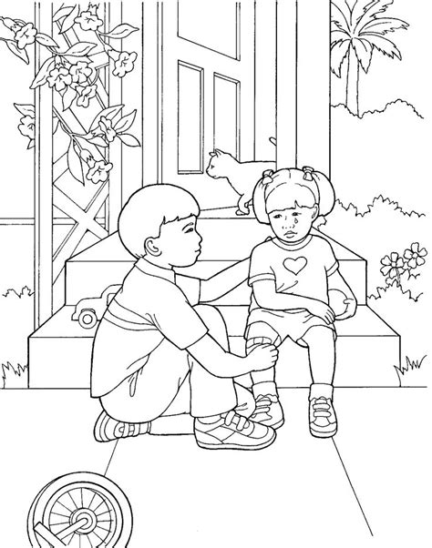 lds primary coloring pages sketch coloring page