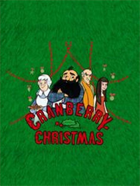 ocean spray proudly announces   television special cranberry christmas  abc family