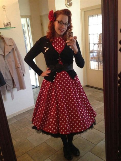 Biy Dress Polka Black black top belt polka dot dress black petticoat