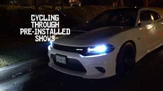 auto tech tazer light show  money  home speed wealthy