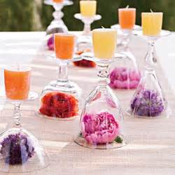 table centerpieces 20 candles centerpieces table decorating ideas