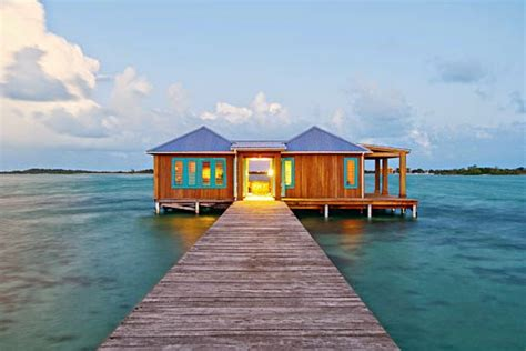 belize overwater bungalow where to stay in an overwater bungalow suite my paradise