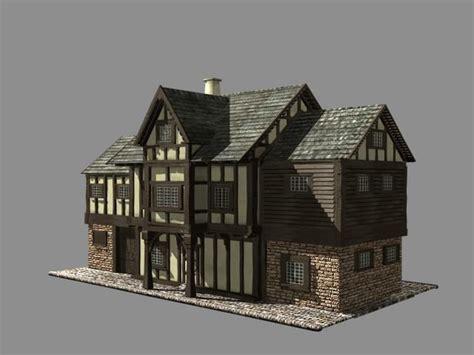 3d max building house