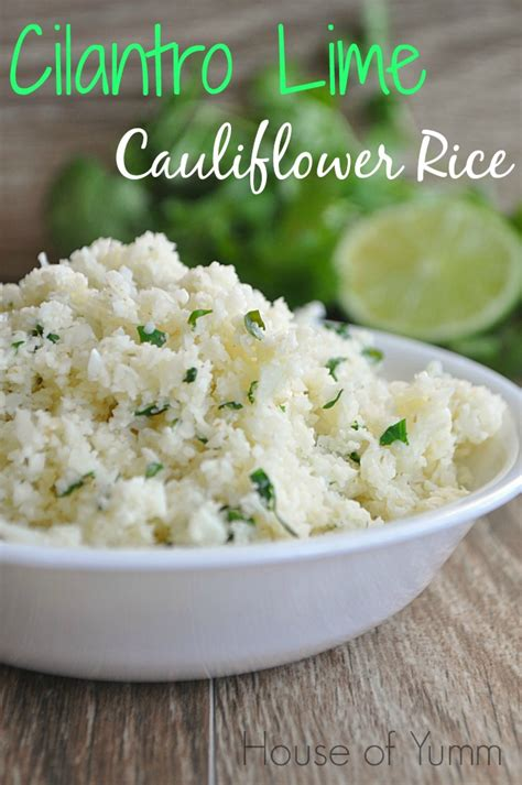 house of yumm 9 ways to use cauliflower rice my suburban kitchen