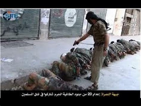 Syrian rebels execute 51 soldiers and possible civilians in khan al