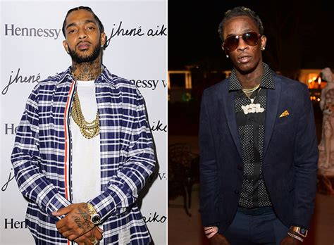nipsey hussle young mymusicmylife com new music nipsey hussle shares quot thug