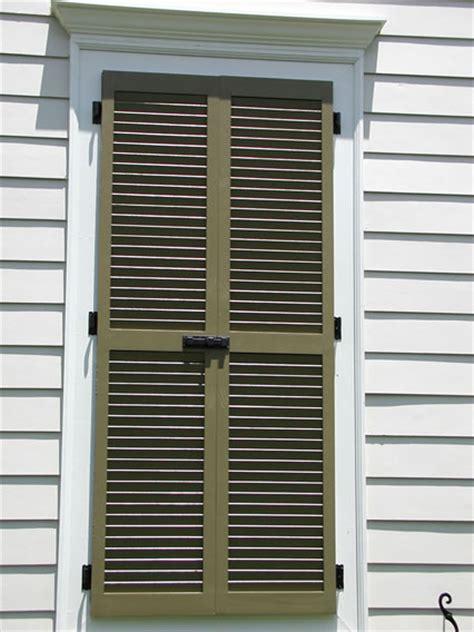 Exterior Shutters Shutter Images From Sunbelt Shutters False Louvered Interior Doors