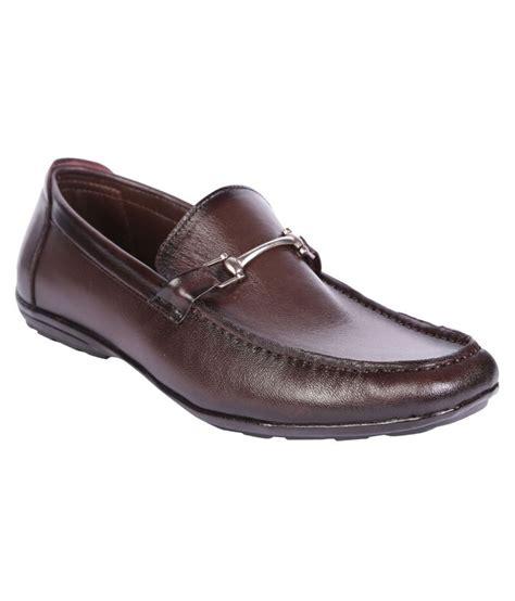 karizma brown formal shoes