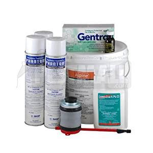 amazoncom bed bugs control kit commercial bed bugs spraybed bugs powderbed bug killer
