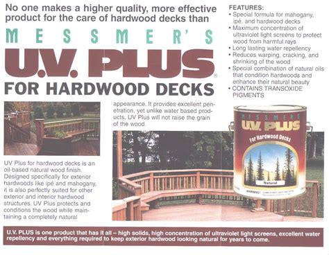 messmers  hardwoods messmers uv  stain  decks
