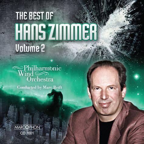 hans zimmer best the best of hans zimmer vol 2