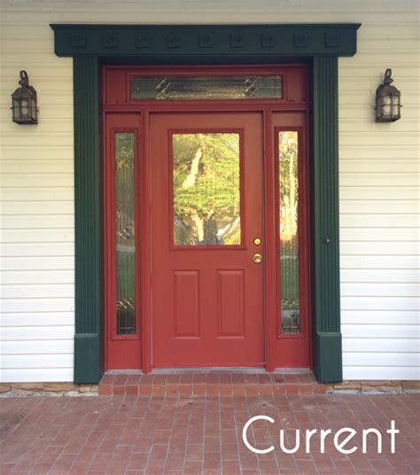 fabulously vintage help front door paint color