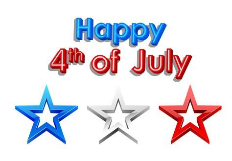 4th of july free clip 4th of july clip 3d animated images for free