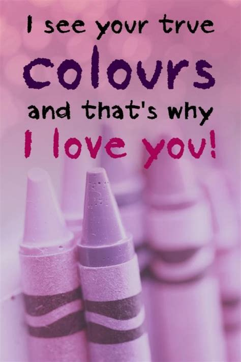 your true colors your true colors quotes quotesgram