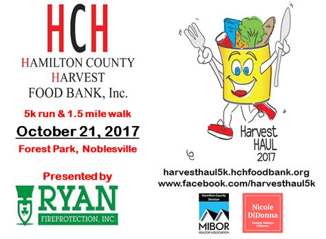 Hamilton County Food Pantry by Hamilton County Harvest Food Bank Working Together With
