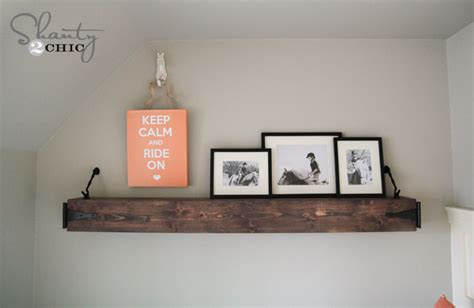 Hang Floating Shelf by Woodwork Build Your Own Mantel Shelf Plans Pdf