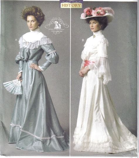 patterns sewing historical butterick sewing pattern misses historical costume larp