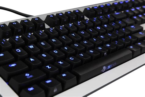 Keyboard Shine 3 Top And Bottom Cover Dk9008 Series Cmd Berkualitas ducky dkle1408s legend silver blue led backlit